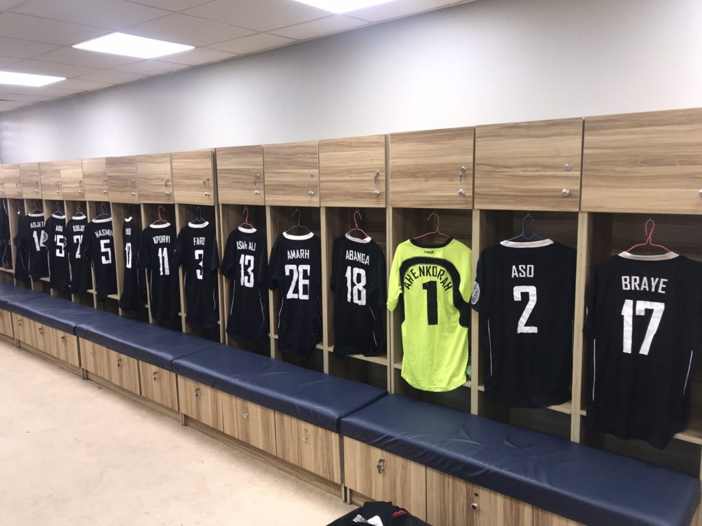 2020/21 Ghana Premier League: Inter Allies' Mohammed Zakari wins MOTM against Eleven Wonders