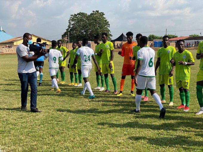 2020/2021 Ghana Premier League: Week 8 Match Report- Bechem United 1-1 King Faisal