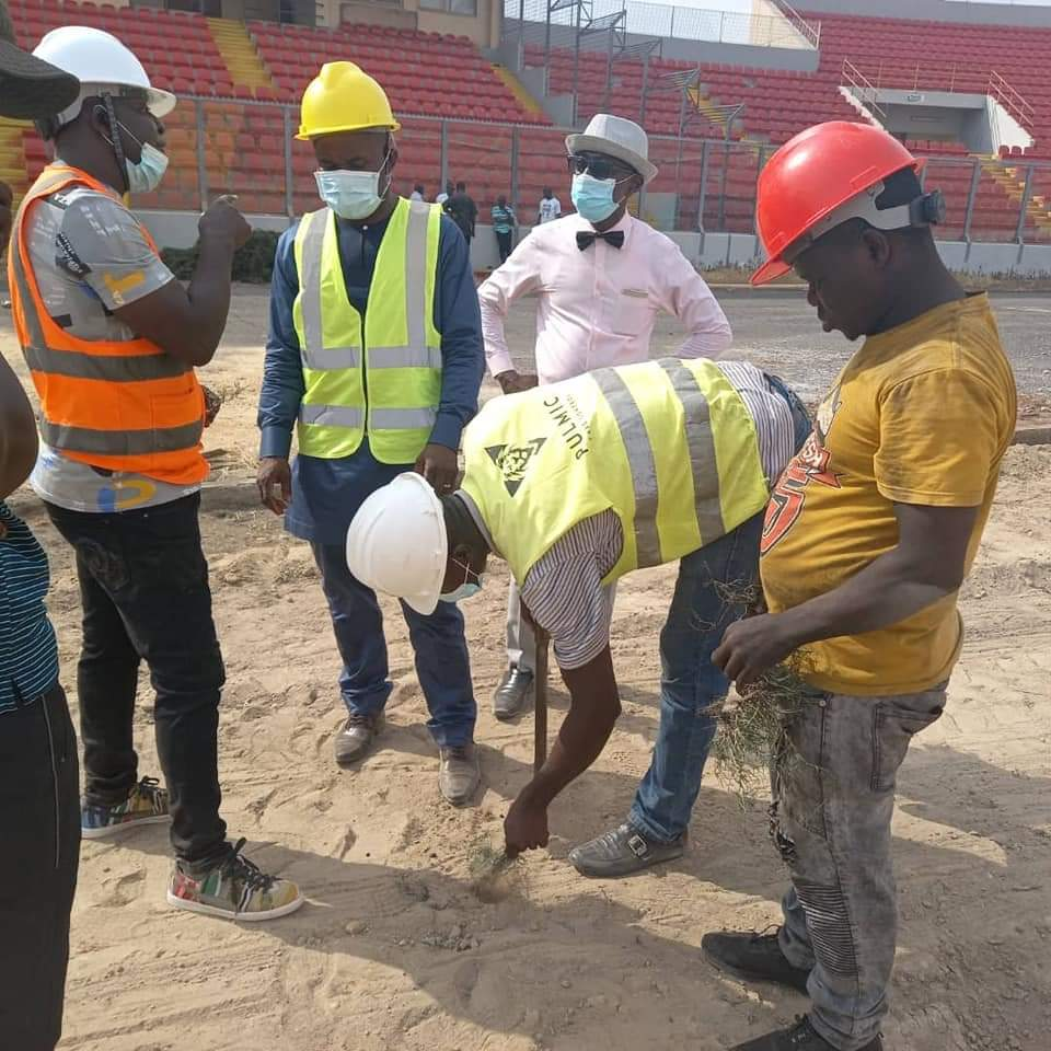Asante Kotoko set to return to Baba Yara stadium home venue this month