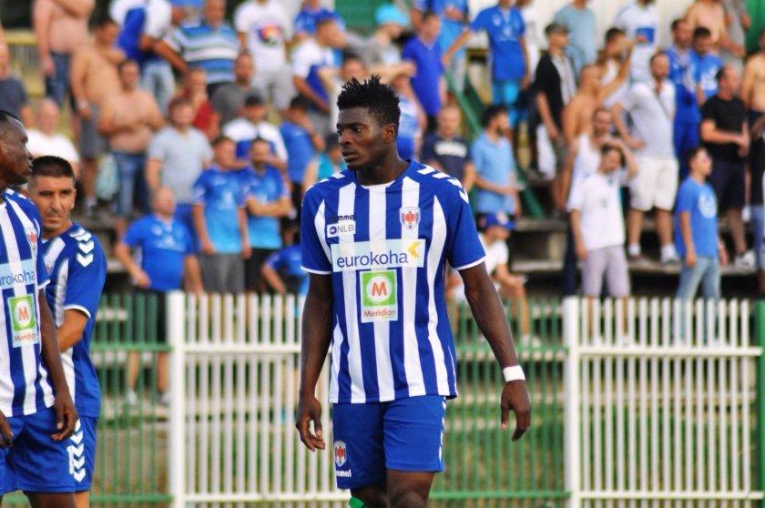 EXCLUSIVE! Ghanaian striker Abdul Basit Khalid close to joining Esperance de Tunis
