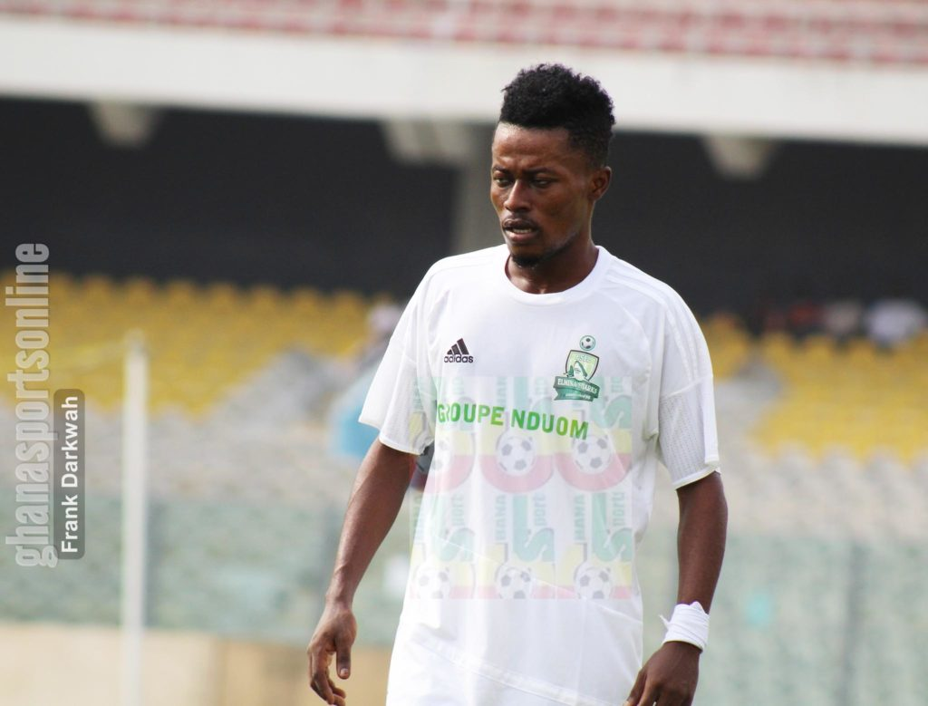 I believe we will beat Hearts of Oak – Elmina Sharks' Benjamin Tweneboah