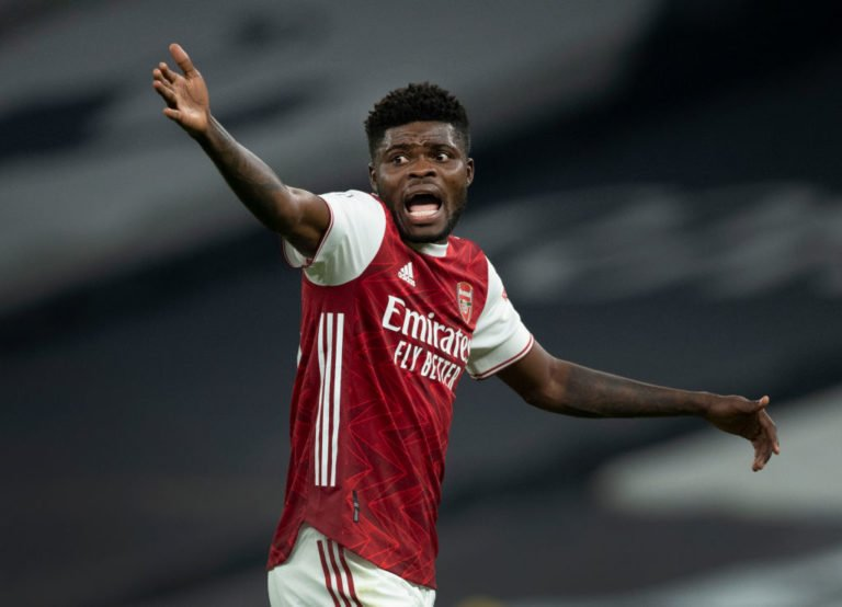 Thomas Partey: Another average midfielder playing for Arsenal- Ex-Liverpool star Steve Nicol