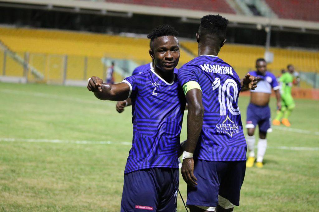 2020/21 Ghana Premier League: Week 20 Match Report - Berekum Chelsea 2-1 Ebusua Dwarfs