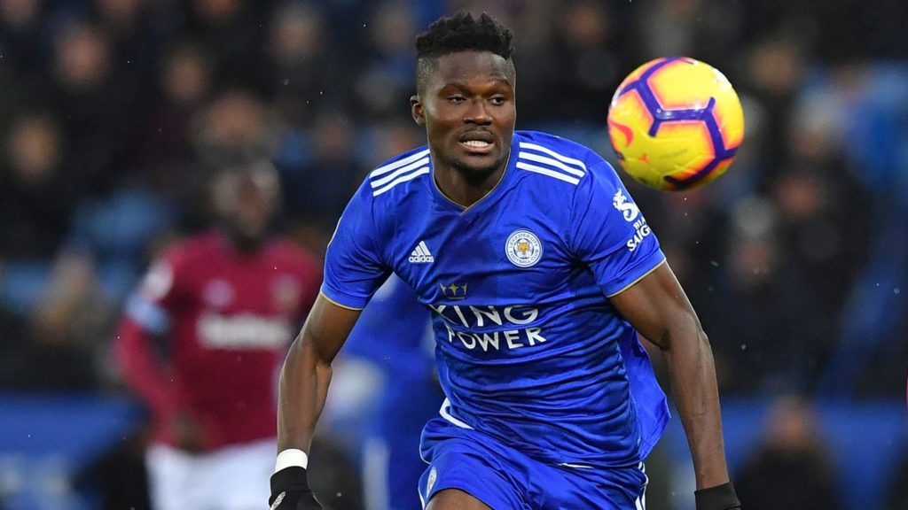 Leicester manager Brendan Rogers impressed by 'important' Daniel Amartey's strong comeback