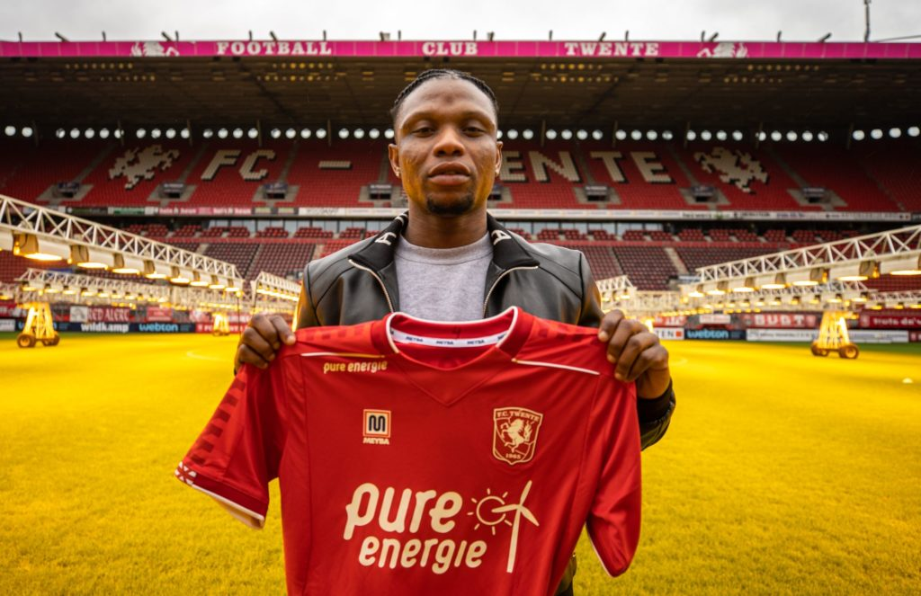 Ghanaian youngster Abass Issah joins FC Twente on loan from Mainz 05