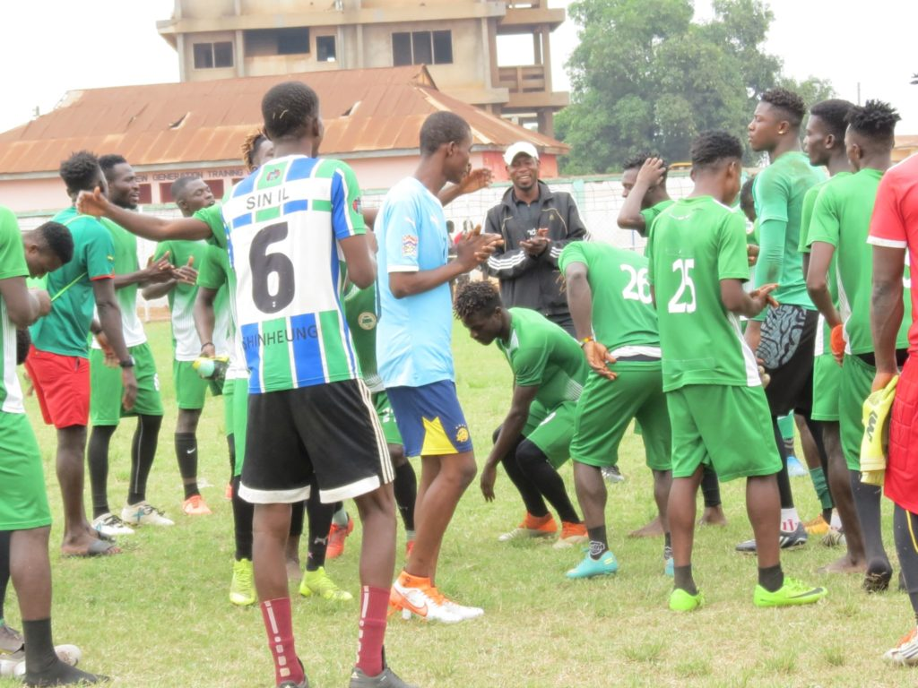 2020/21 Ghana Premier League: Live Updates - Eleven Wonders vs Karela United