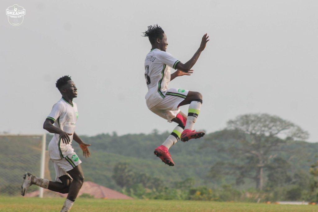 2020/21 Ghana Premier League: Week 11 Match Report- Elmina Sharks 2-2 Dreams FC