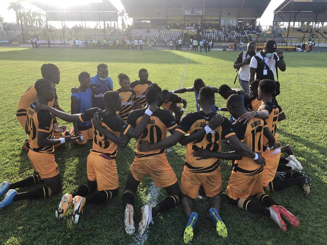 2020/21 Ghana Premier League: Week 7 Match Preview - AshantiGold vs. Berekum Chelsea