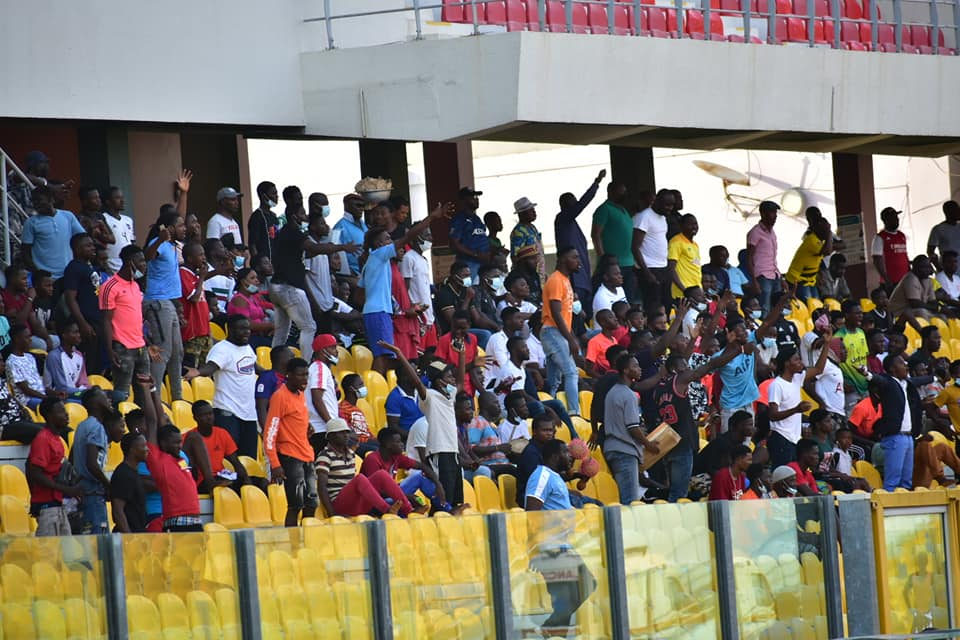 Ghana FA to close down match venues that break COVID-19 protocols