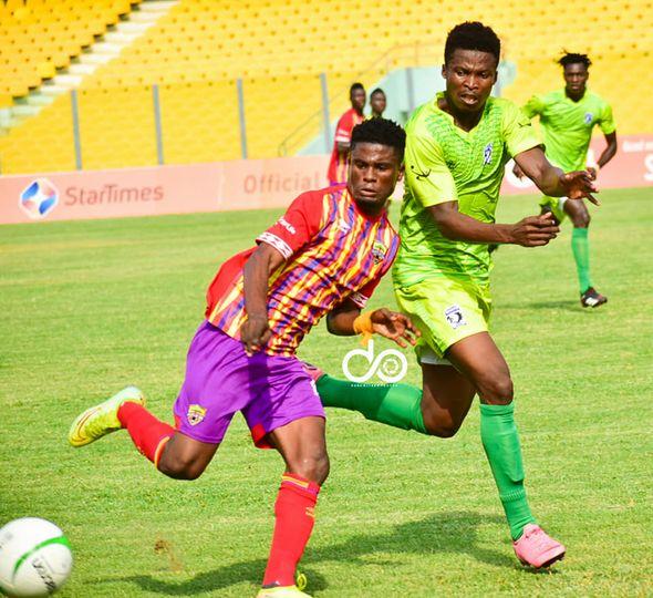 2020/21 Ghana Premier League: Live Updates- Hearts of Oak 3-0 Bechem United