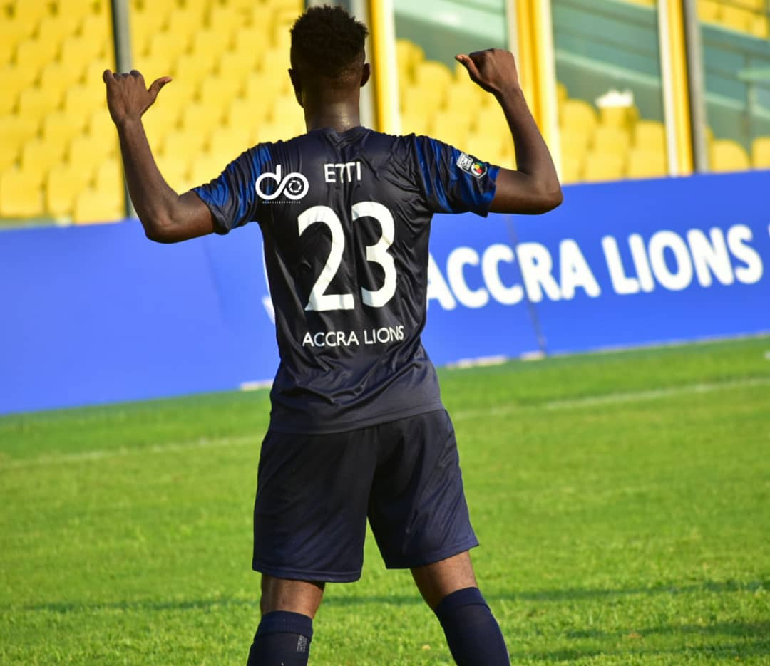 VIDEO: Watch Accra Lions FC dramatic comeback win in Division One League opener