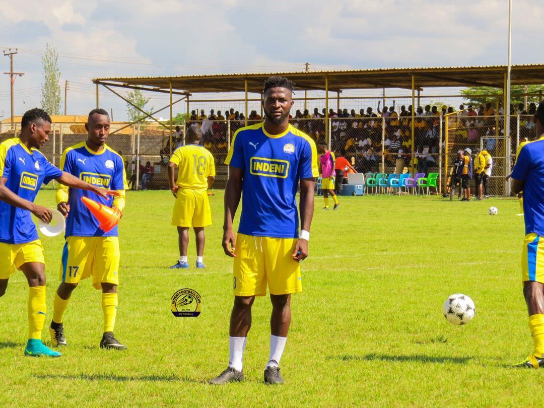 Ghanaian defender Shawn Oduro mutually leaves Zambian club Indeni