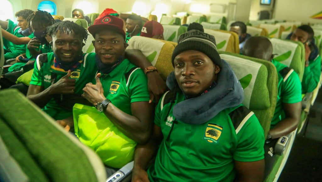 CAF Champions League: Asante Kotoko fly out to Sudan to face Al Hilal