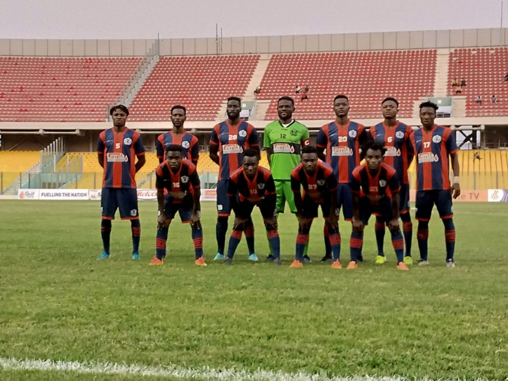 2020/21 Ghana Premier League: Week 8 Match Report- Legon Cities 1-0 WAFA