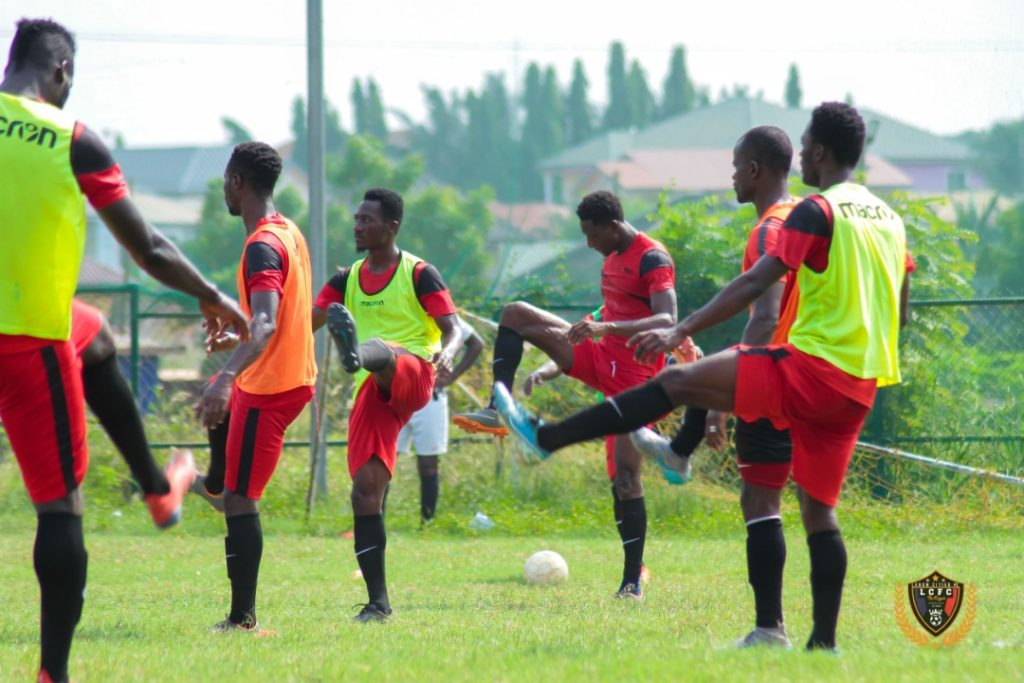 Bottom-club Legon Cities vow to stop rut against WAFA on Friday