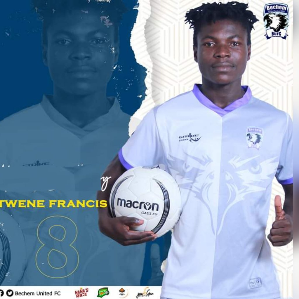 2020/21 Ghana Premier League: Bechem United's Twene Francis named MOTM in draw against Dreams FC