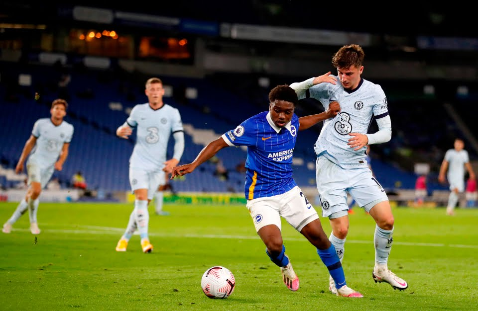 BREAKING NEWS! Ghanaian youngster Tariq Lamptey extends Brighton contract to 2025