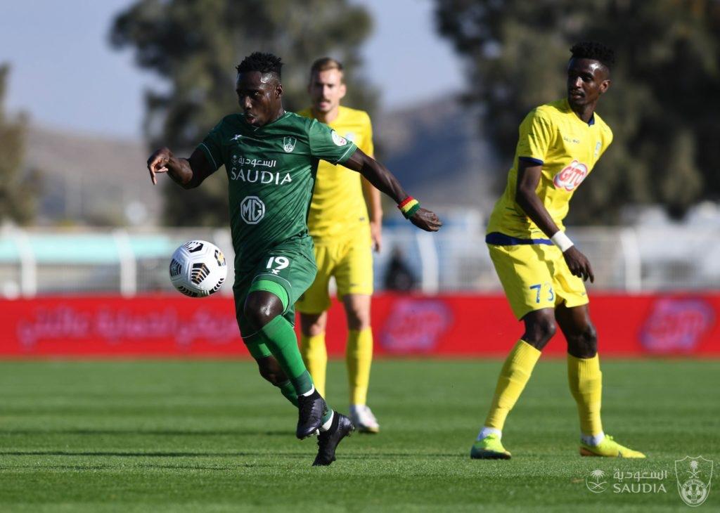 EXCLUSIVE: Saudi giants Al-Ittihad eye move for Al-Ahli star Samuel Owusu