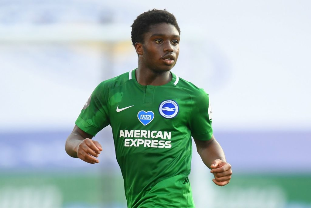 Brighton boss excited over Tariq Lamptey's new long-term deal