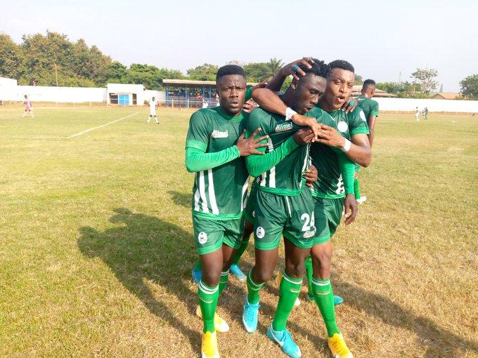 2020/21 Ghana Premier League: Week 7 Match Report - King Faisal 1-1 Dreams FC