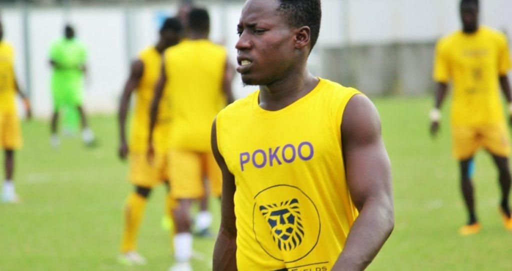 Medeama midfielder Rasheed Nortey wants to emulate Thiago Alcantara