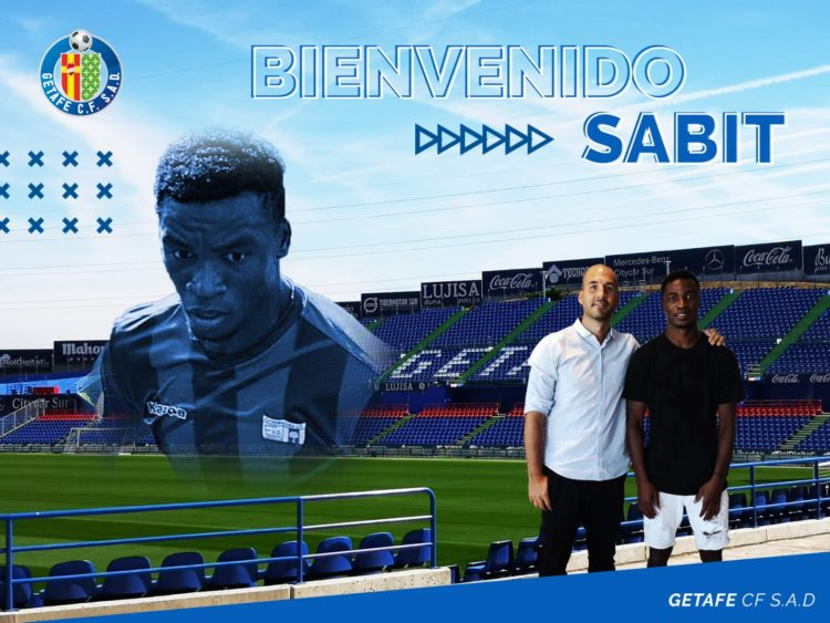 Getafe's Ghanaian midfielder Sabit Abdulai promoted to first team, makes substitute bench in Elche win