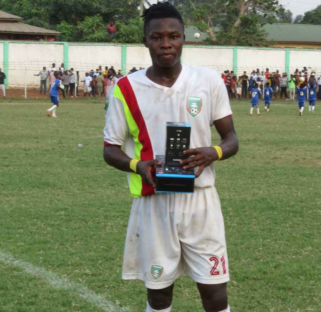 Ibrahim Salifu's Possible Move To Hearts Of Oak Could Take A Different Twist