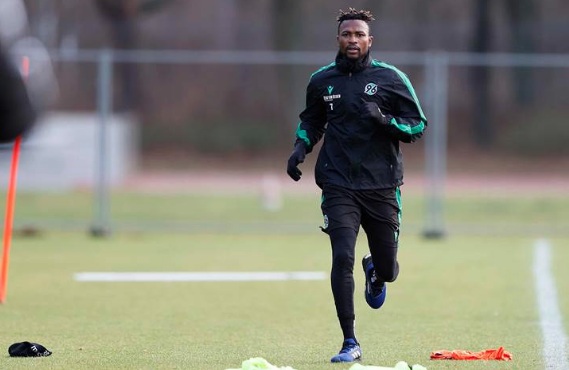 Ghana winger Patrick Twumasi to make injury return