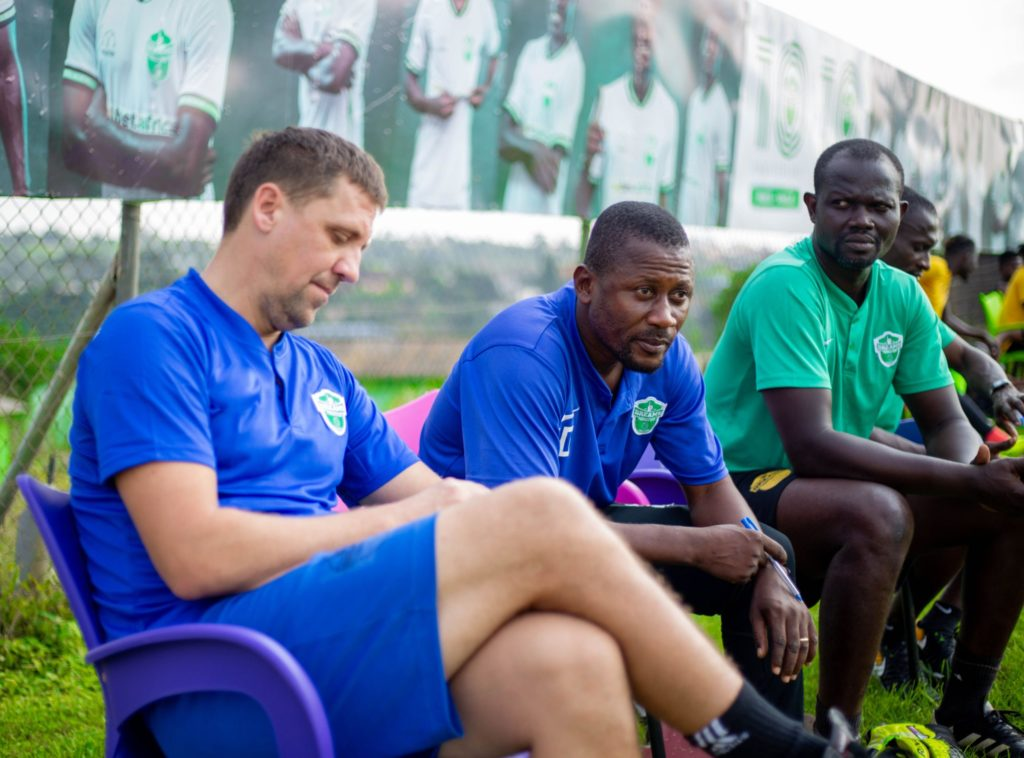 Dreams FC coach Vladislav Viric disappointed after draw at Bechem