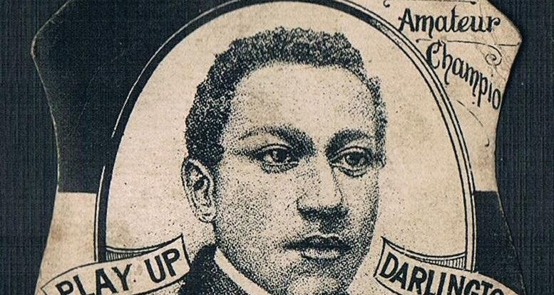 Rare football card of black pioneer tipped to break £1m barrier