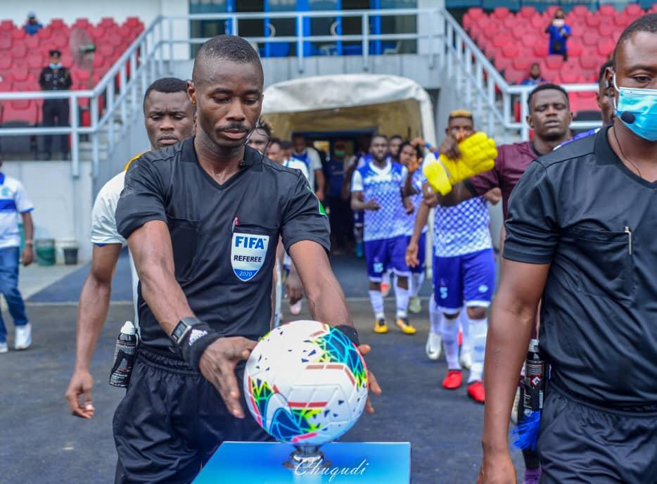 Ghana referee Charles Bulu to handle WAFU U17 final between Ivory Coast and Nigeria