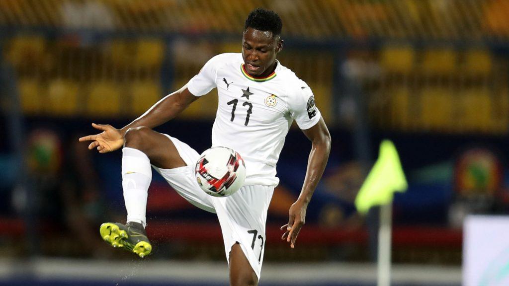 Ghana defender Abdul Rahman Baba set for PAOK Thessaloniki loan move
