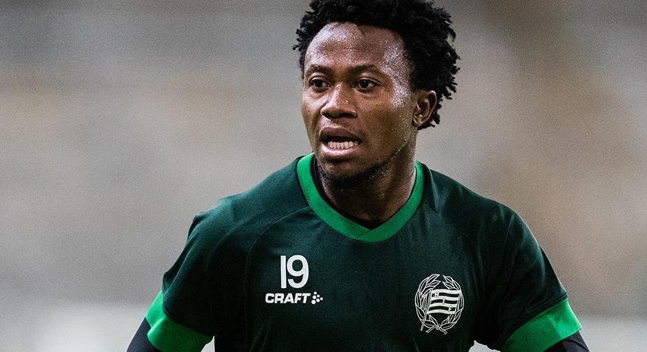 Ghanaian forward Abdul Halik Hudu eyes more play time at Hammarby ahead new season