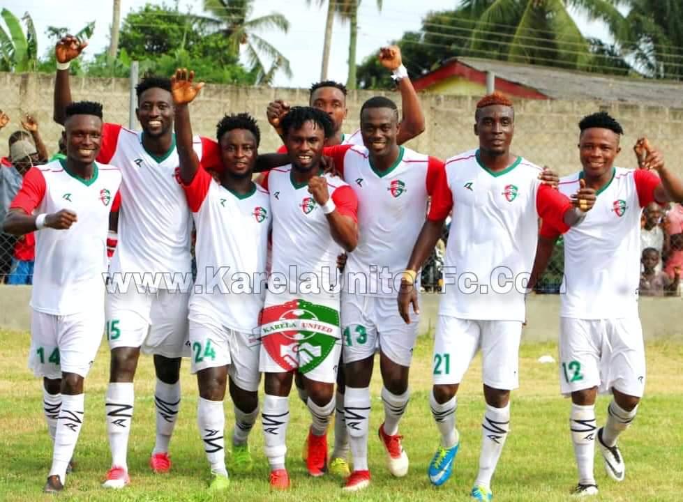2020/21 Ghana Premier League: Week 7 Match Report- Karela United 3-1 Elmina Sharks