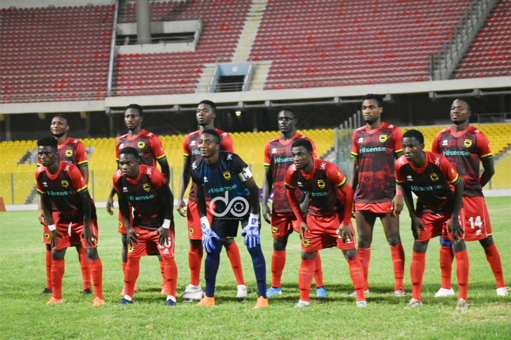 Kotoko head to CAS after Champions League elimination by CAF