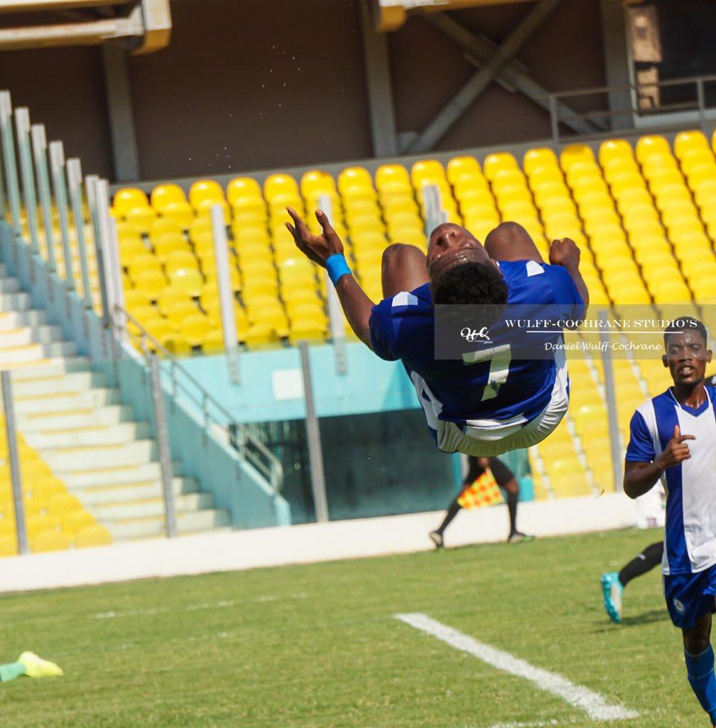 2020/21 Ghana Premier League: Week 9 Match Report - Inter Allies 0- 2 Great Olympics