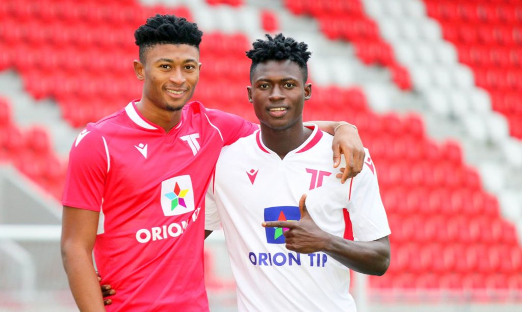 Slovak top-flight side Trencin hail Ghanaian club Accra Lions for producing top players