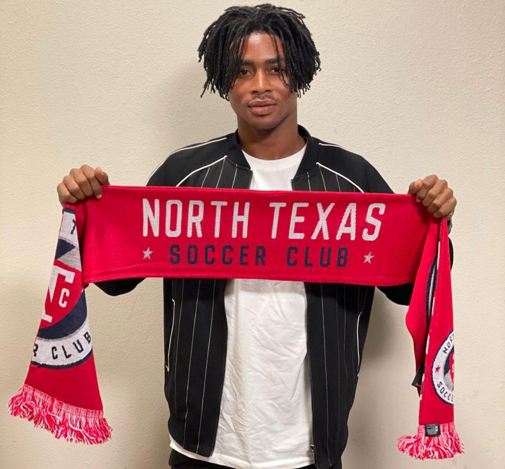 North Texas unveil Ghanaian teenager Hope Avayevu ahead of new season