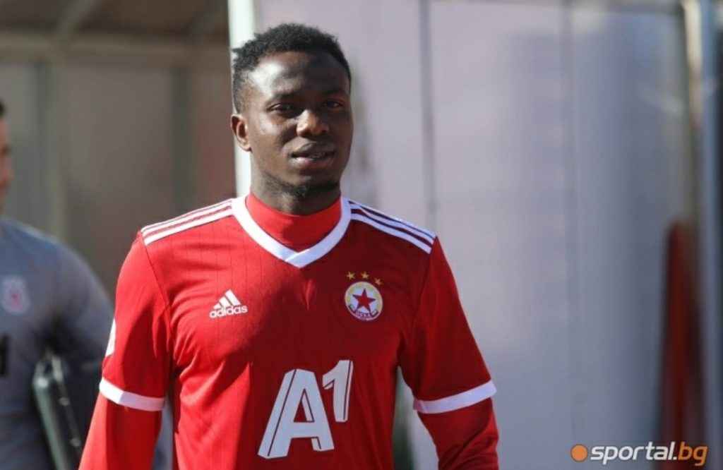 EXCLUSIVE! Bulgarian giants CSKA Sofia to offer permanent contract to on loan Ghanaian teenager Bismarck Charles