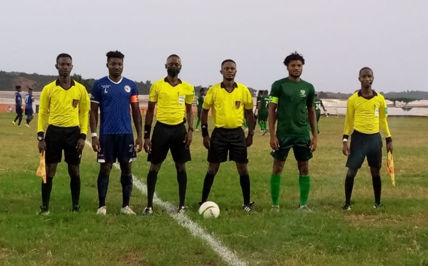VIDEO: Watch highlights off Elmina Sharks' draw against Berekum Chelsea