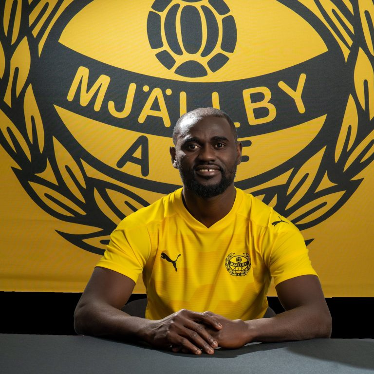 Ghanaian midfielder Enoch Adu Kofi completes move to Swedish club Mjallby