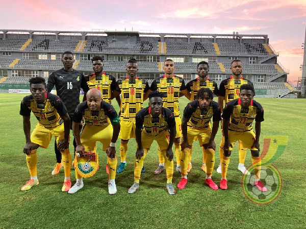 Ghana maintain position in first rankings of 2021