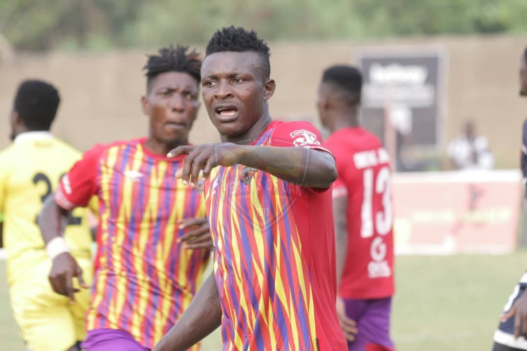 2020/21 Ghana Premier League: Week 16 Match Report- Liberty Professionals 0-1 Hearts of Oak