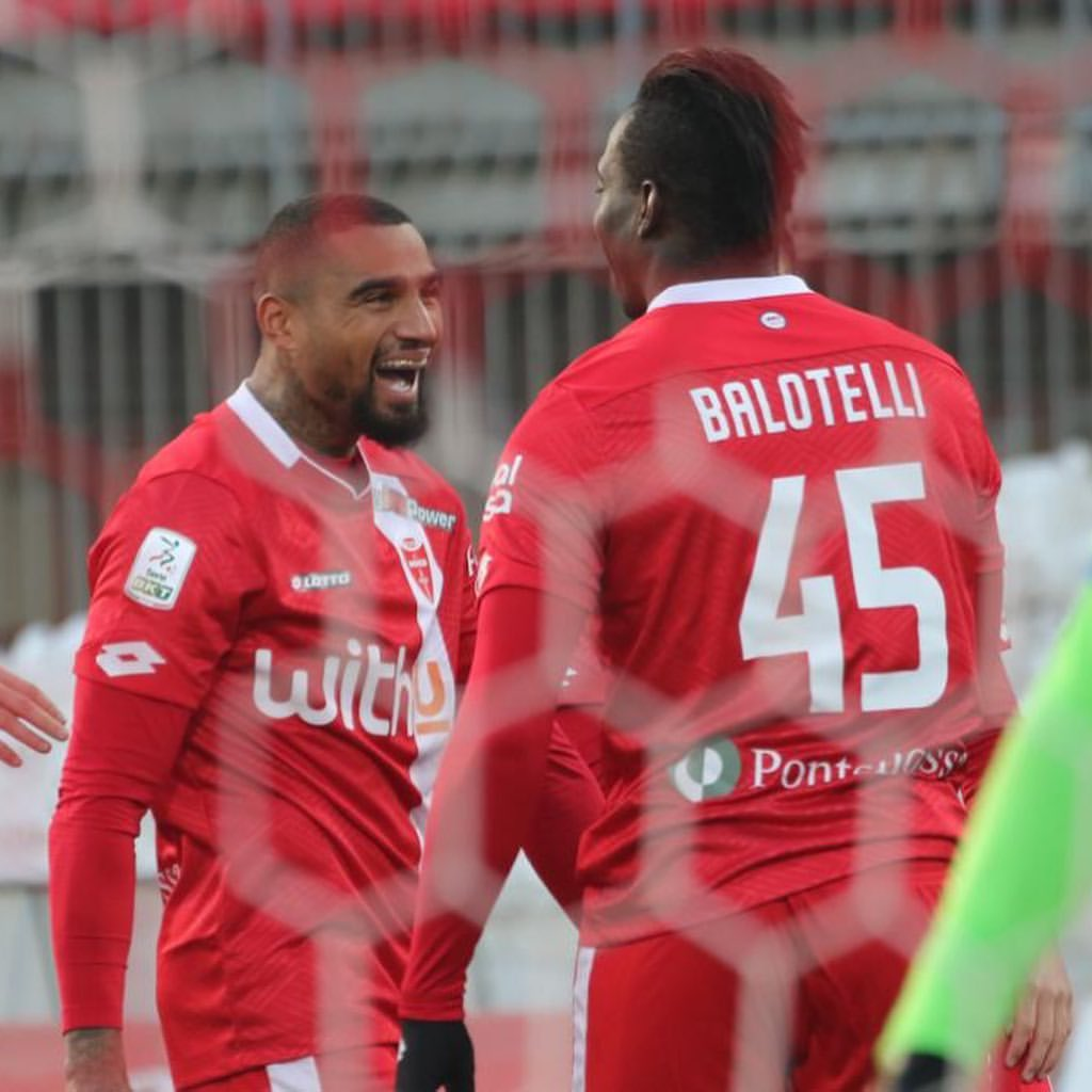 Ex-Bayer Leverkusen ace waxes lyrical over Boateng, Balotelli for positive impact at AC Monza