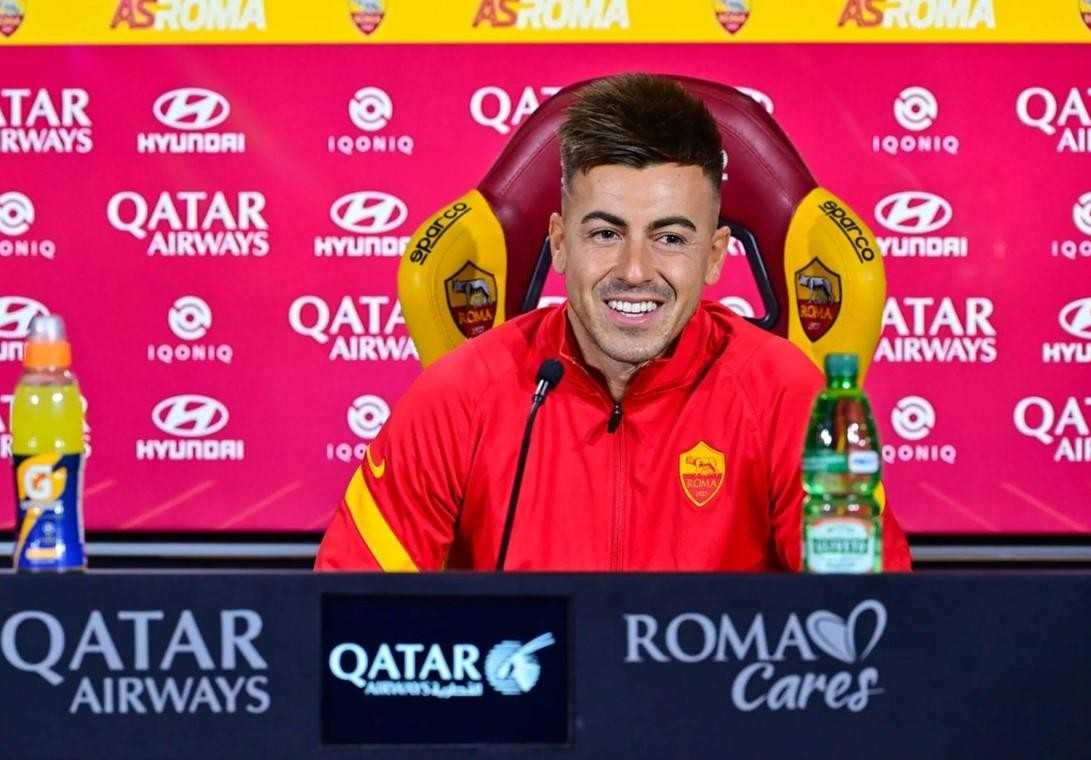 ROMA, EL SHAARAWY: I WANT TO WRITE ANOTHER IMPORTANT CHAPTER HERE