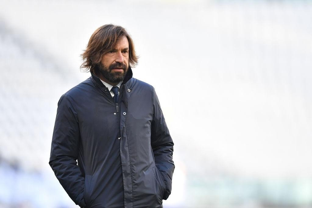 ANDREA PIRLO'S REACTION TO FIRST-LEG COPPA VICTORY