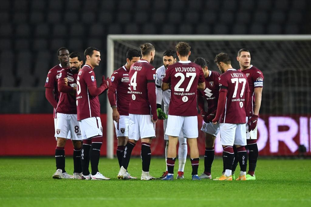 TORINO: TODAY'S TRAINING SESSION