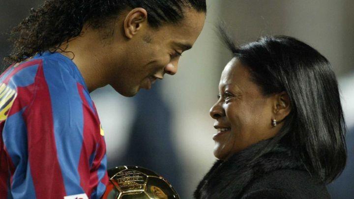 Ronaldinho's mother passes away