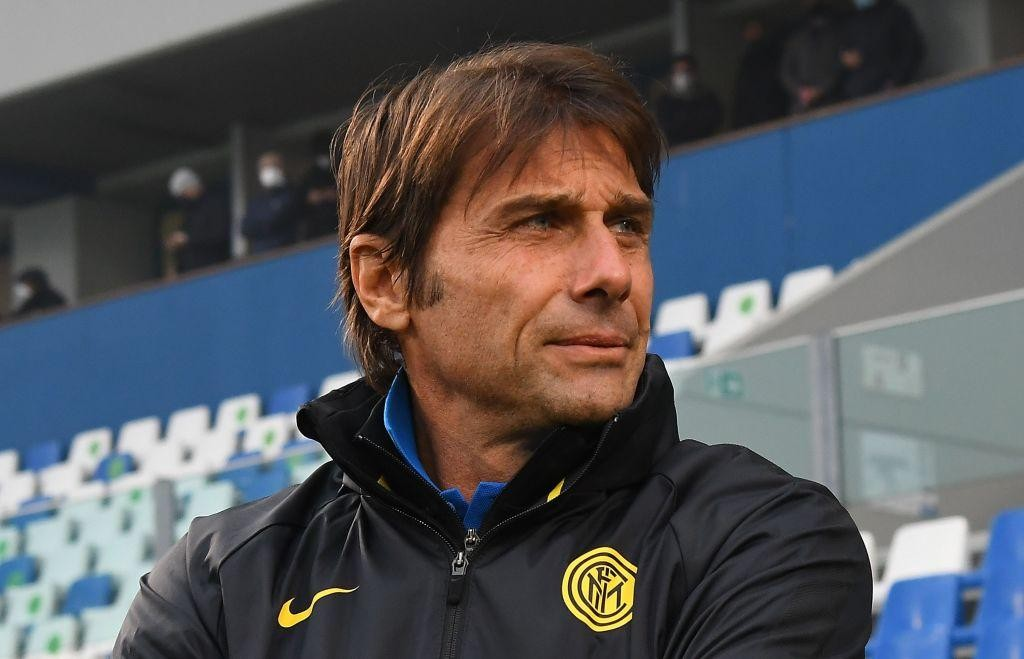 "CONTE: ""I'M PROUD OF THE LADS' HARD WORK"""