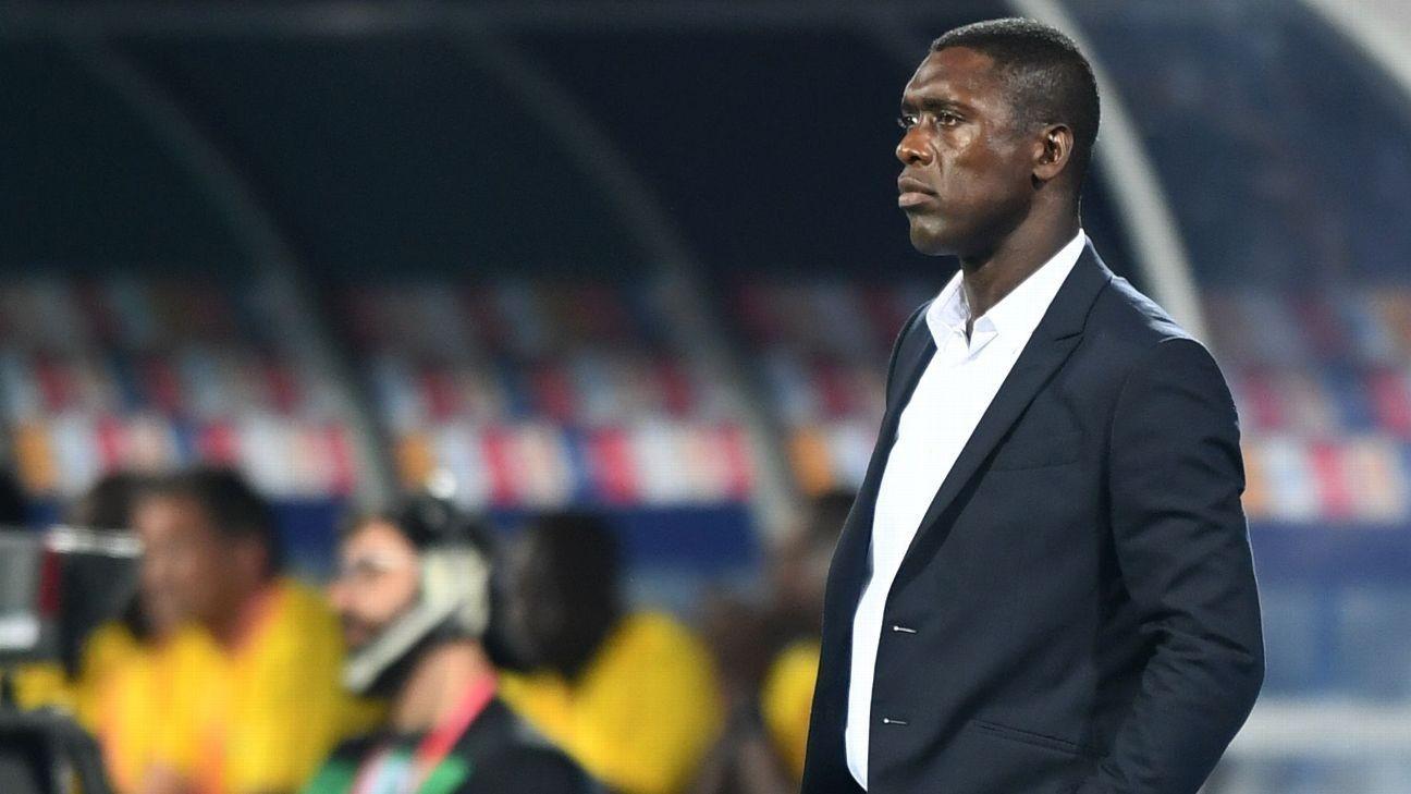 Seedorf slams lack of Black bosses in Europe